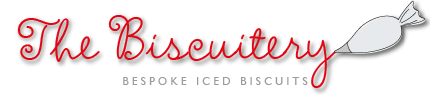 bespoke iced biscuits