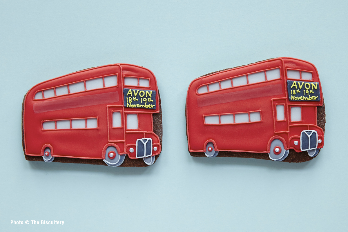 Avon Double Decker Bus